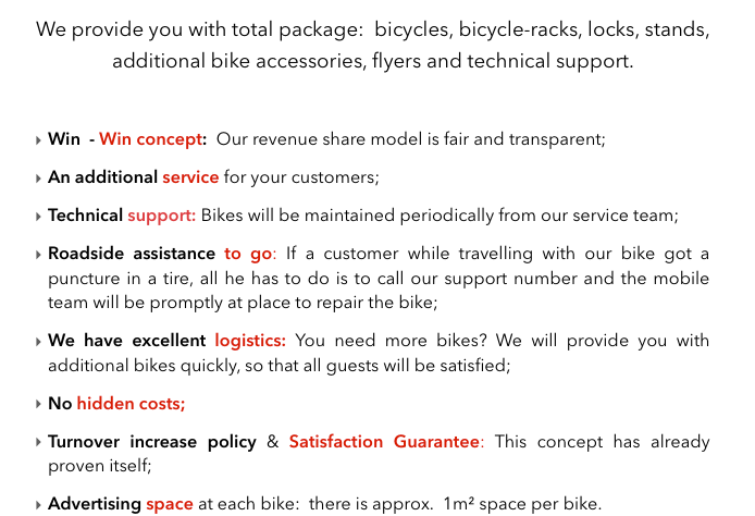 Business Proposal, Bike Rental Berlin, Bike Tour Berlin, Rent a Bike Berlin, Berlin Bike Tour
